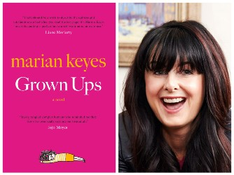 Marian Keyes and book cover image